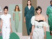 Inspiration Runway: Jumpsuits bei LaPointe, Tom Ford, Mabille, Jason Wu und Philosophy.