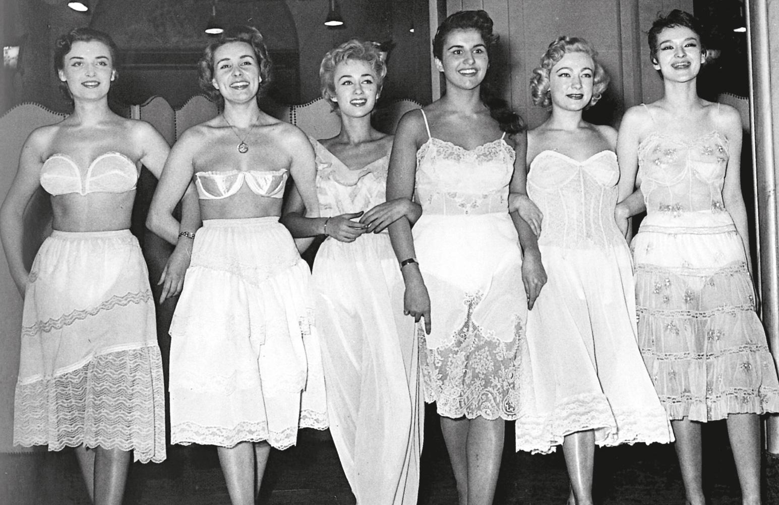Dessous von Felina aus den 50er Jahren