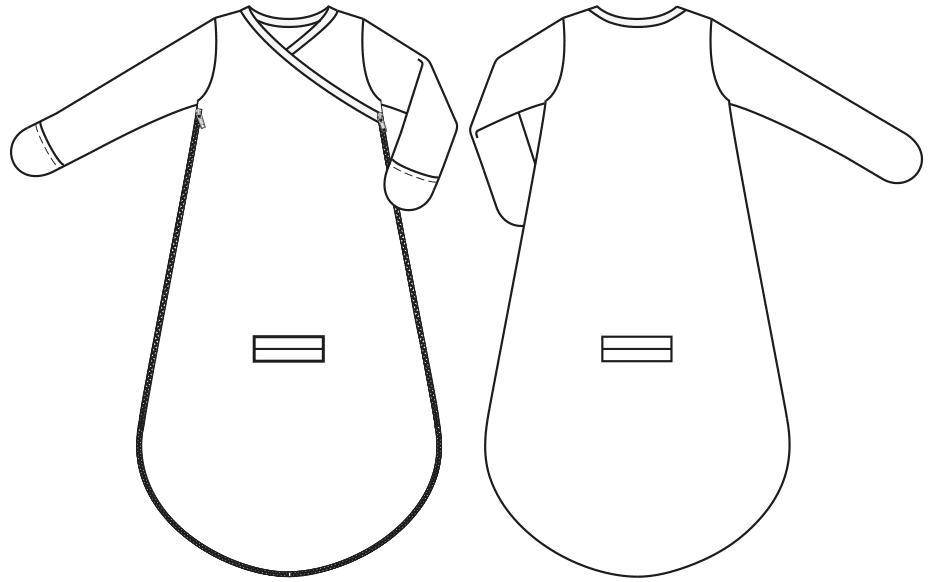Technische Zeichnung eines Stramplers für´s Auto in Größe