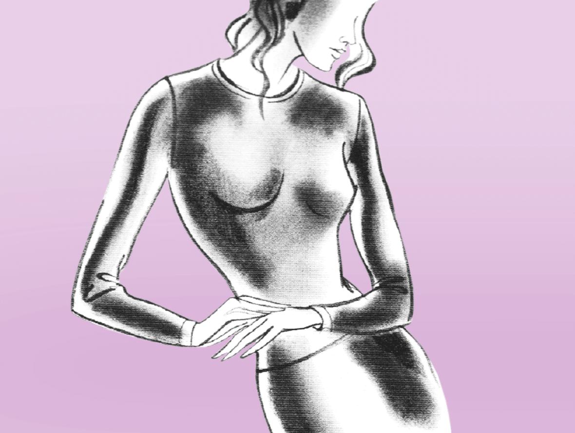 Shorty: geschmackvoll aufeinander abgestimmter Nachtwäsche-Zweiteiler, bestehend aus kurzem Hemdchen und passendem Höschen aus duftigen Webstoffen.