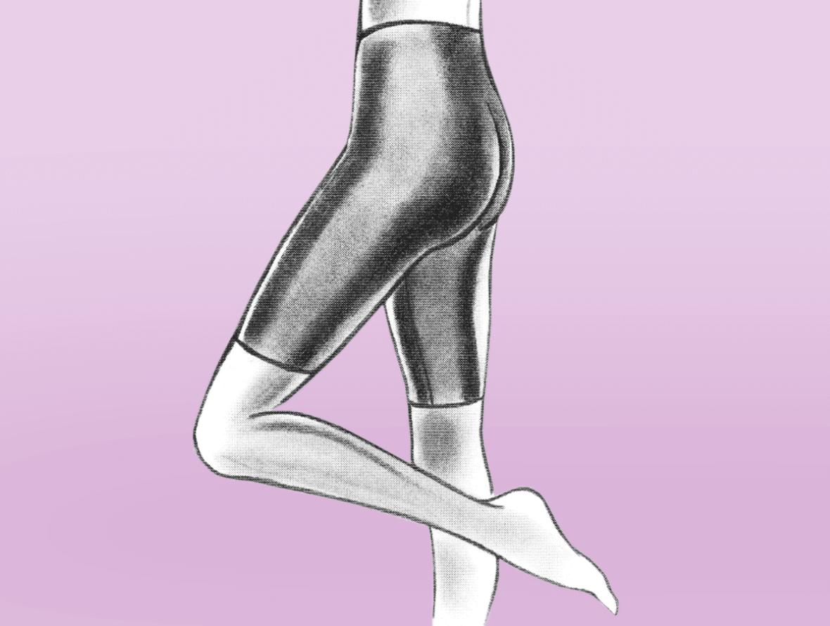 """Velo Pants - auch """"Radlerhose"""" bzw. """"Biker Pants"""" genannt – darunter versteht man eine hauteng anliegende und bis zum Knie reichende Hosenform aus Elasticmaterialien (Lycra-Badestoffe), die aus dem Radrennsport modisch entlehnt sind."""