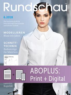 Produkt: Rundschau für Int. Damenmode AboPlus