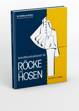 Produkt: Buch DOB Schnittkonstruktionen für Röcke und Hosen