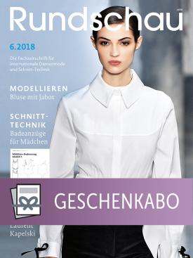 Produkt: Rundschau für Int. Damenmode Geschenkabo