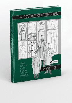Produkt: Buch HAKA Schnittkonstruktionen Mäntel