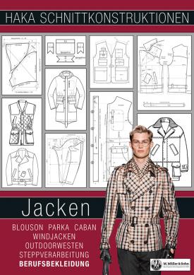 Produkt: HAKA Schnittkonstruktionen Jacken