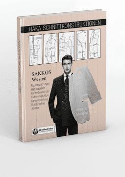 Produkt: Buch HAKA Schnittkonstruktionen Sakkos und Westen