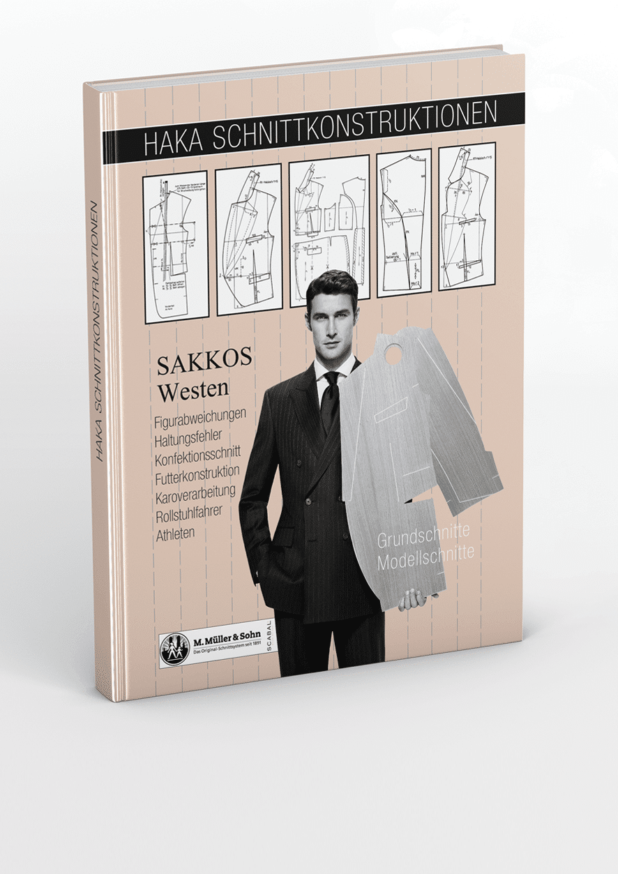 Produkt: HAKA Schnittkonstruktionen Sakkos und Westen