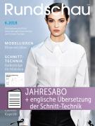 Produkt: Rundschau für Int. Damenmode Jahresabo + Übersetzung