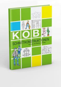 Produkt: Buch KOB Schnittkonstruktionen