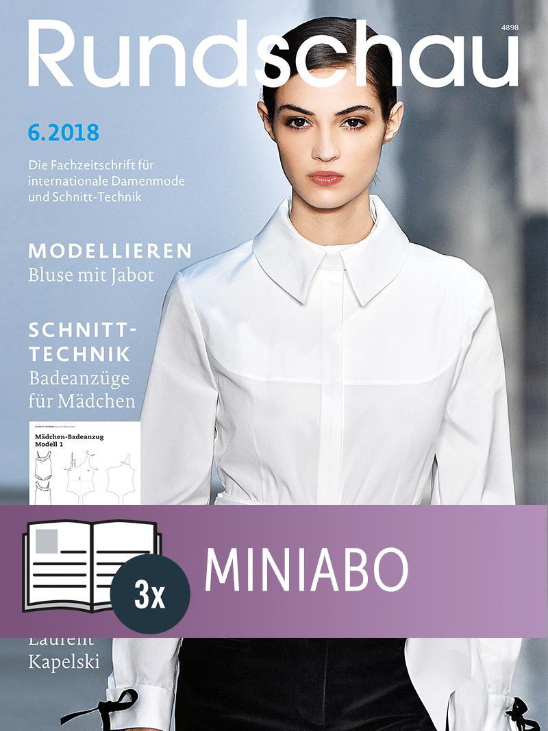 Produkt: Damenrundschau Miniabo