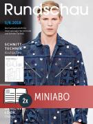Produkt: Rundschau für Int. Herrenmode Miniabo
