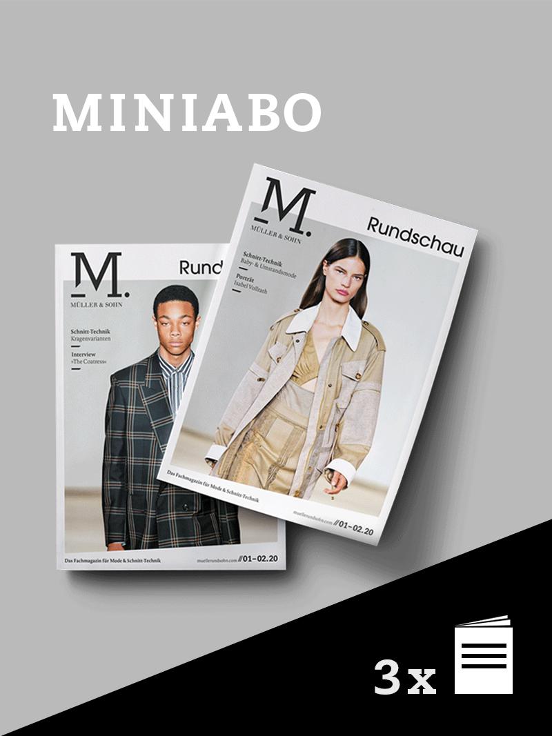 Produkt: M. Müller & Sohn Miniabo