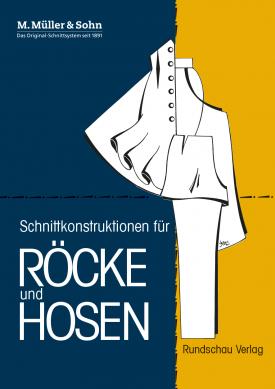 Produkt: Schnittkonstruktionen für Röcke und Hosen (27. Auflage)
