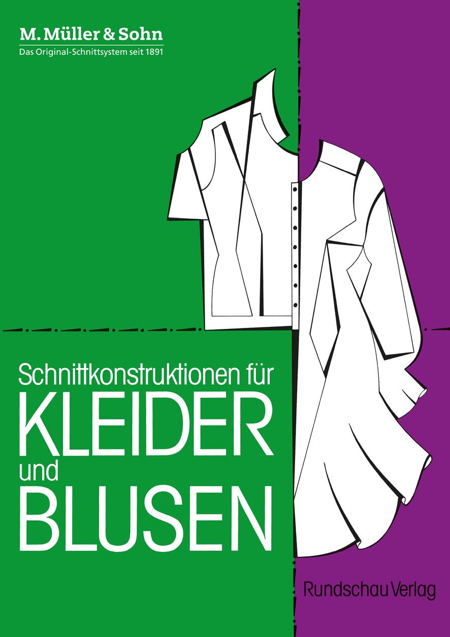 Produkt: Schnittkonstruktionen für Kleider und Blusen
