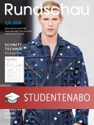 Produkt: Rundschau für Int. Herrenmode Studentenabo