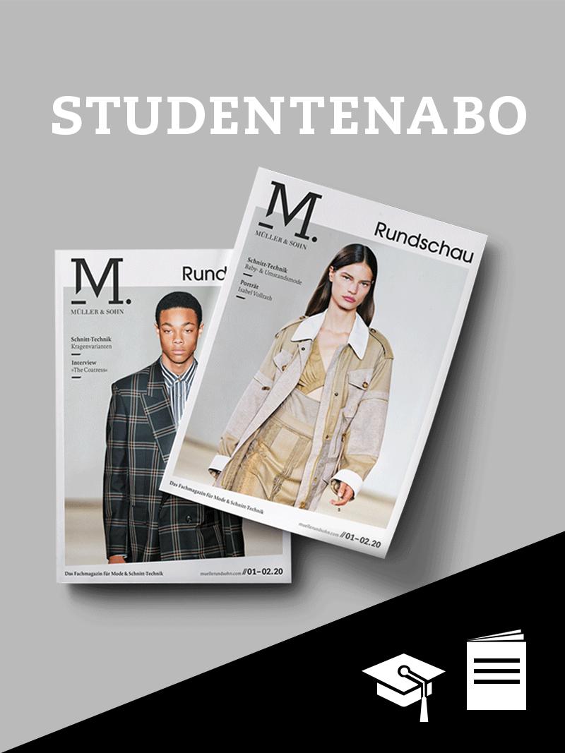 Produkt: M. Müller & Sohn Studentenabo Print + Digital