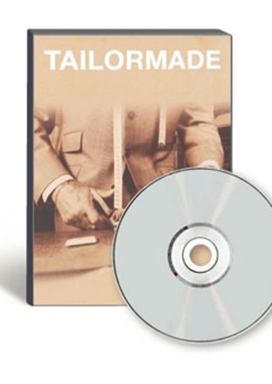 Produkt: TAILORMADE Lehr-DVD