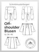 Produkt: Schnittmuster Off-Shoulder Blusen
