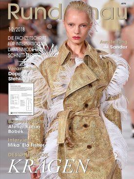 Produkt: PDF-Download: Rundschau für Internationale Damenmode 1-2/2018