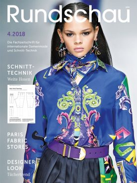 Produkt: PDF-Download: Rundschau für Internationale Damenmode 4/2018