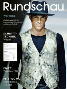 Produkt: Rundschau für Internationale Herrenmode 7-8.2018