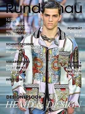 Produkt: PDF-Download: Rundschau für Internationale Herrenmode 1-2/2018