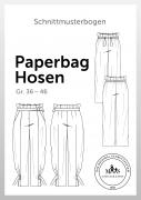 Produkt: Schnittmuster Paperbag-Hosen