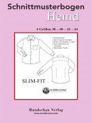 Produkt: Schnittmuster Slim Fit Hemd