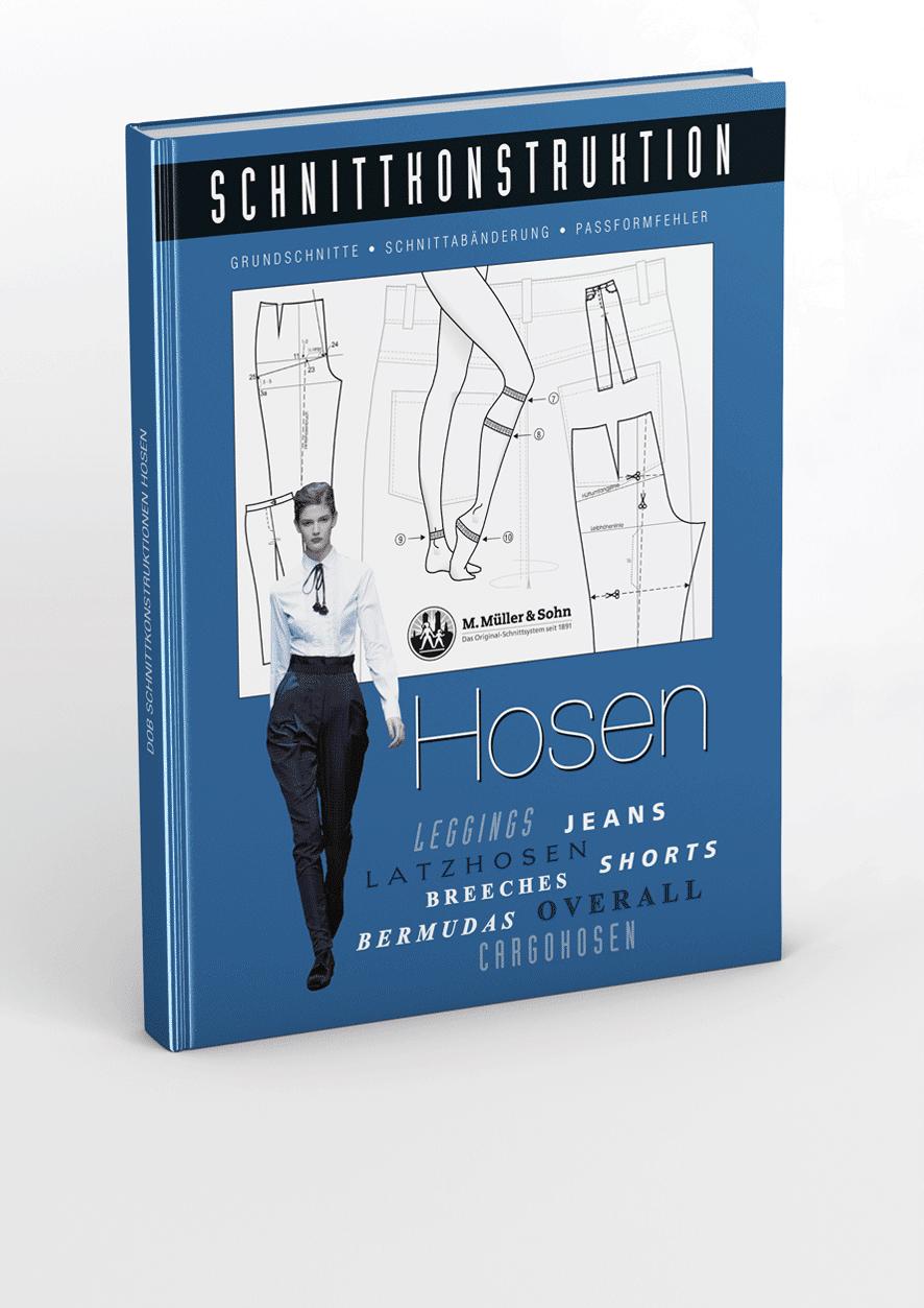 Produkt: DOB Schnitt-konstruktion Hosen