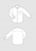 Produkt: Schnittmuster Regular Fit Hemd