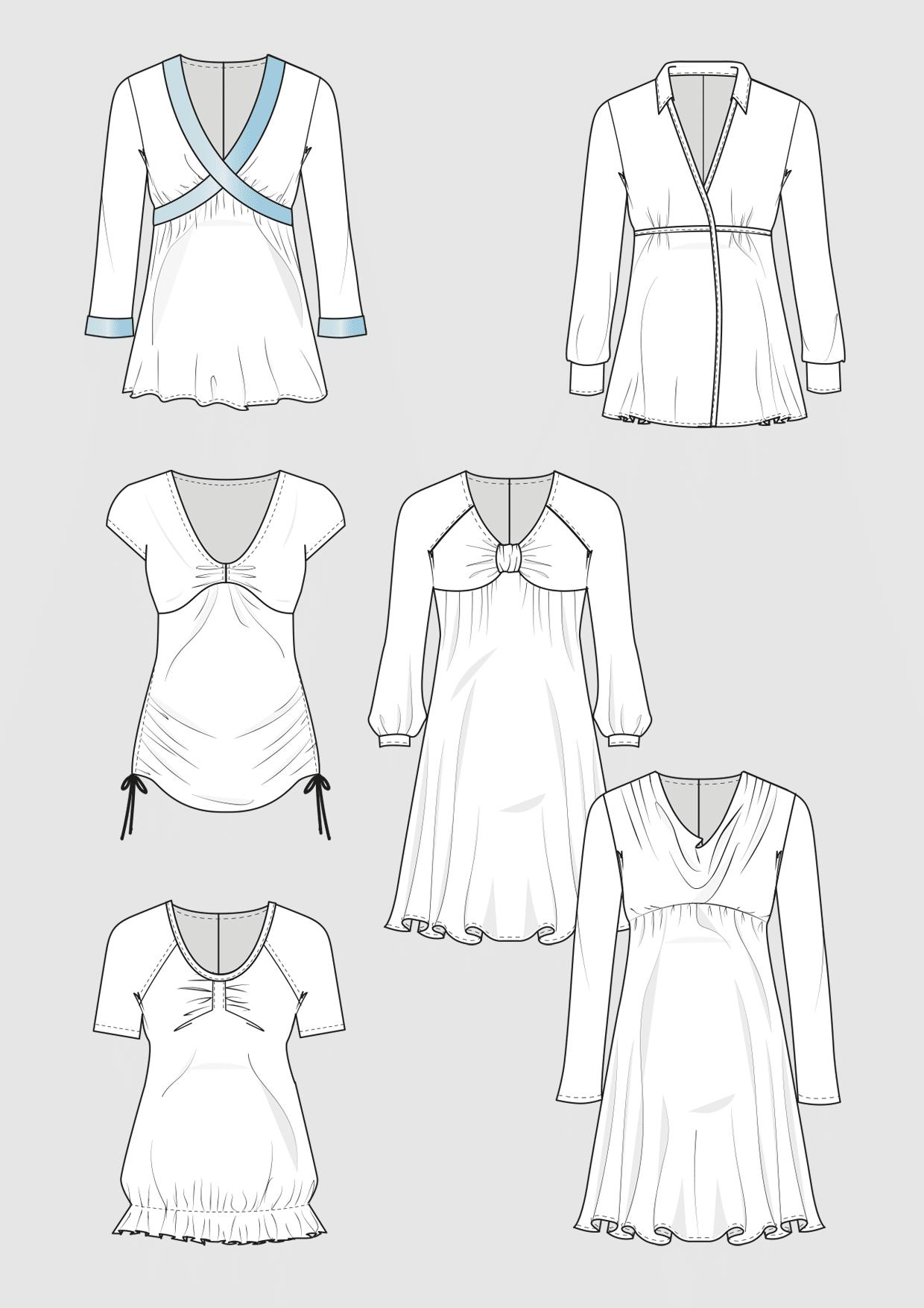 Produkt: Schnittmuster Mode für Mama