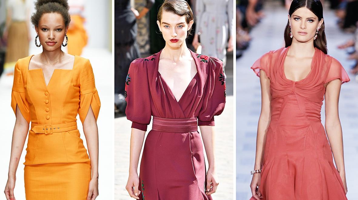 Kleider Der 50er Jahre Ausschnittformen