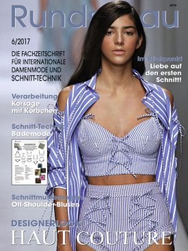 Produkt: PDF-Download: Rundschau für Internationale Damenmode 6/2017