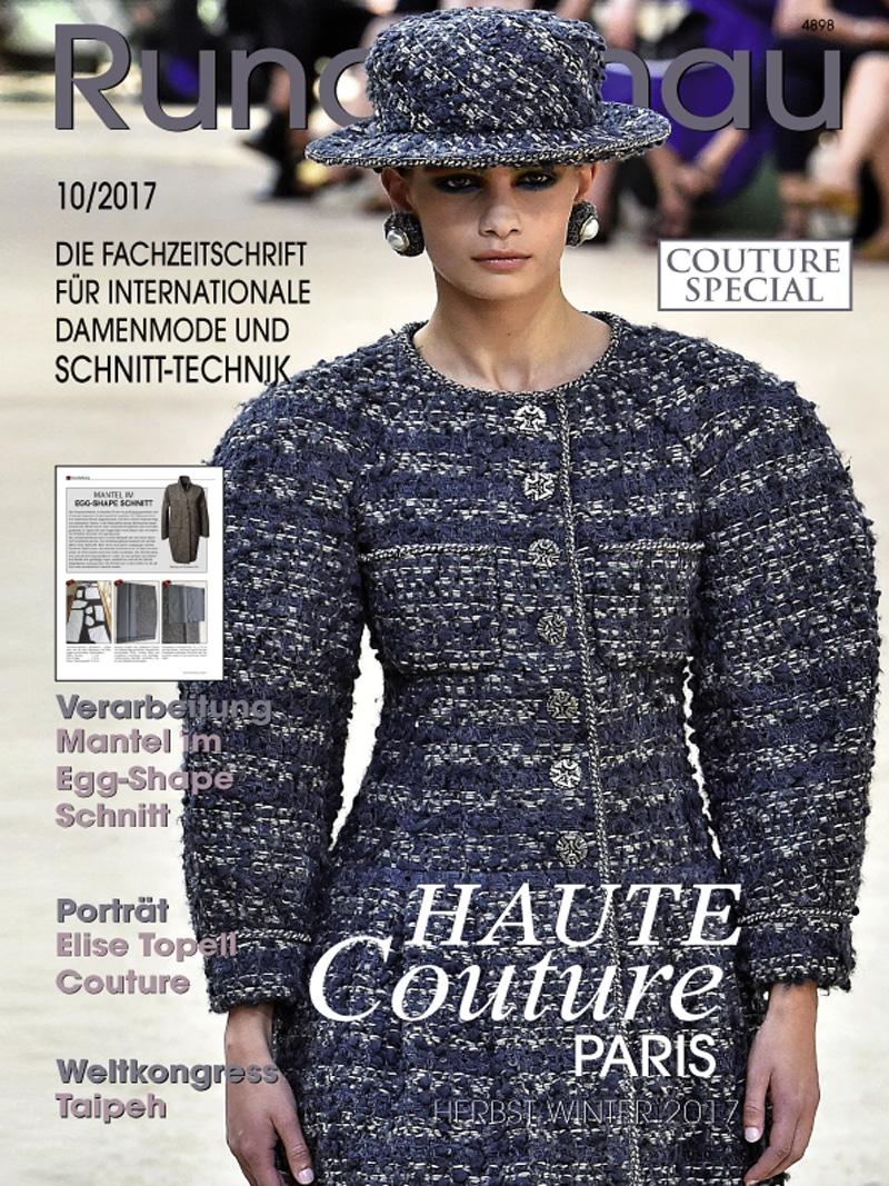 Produkt: Rundschau für Internationale Damenmode 10/2017 Digital