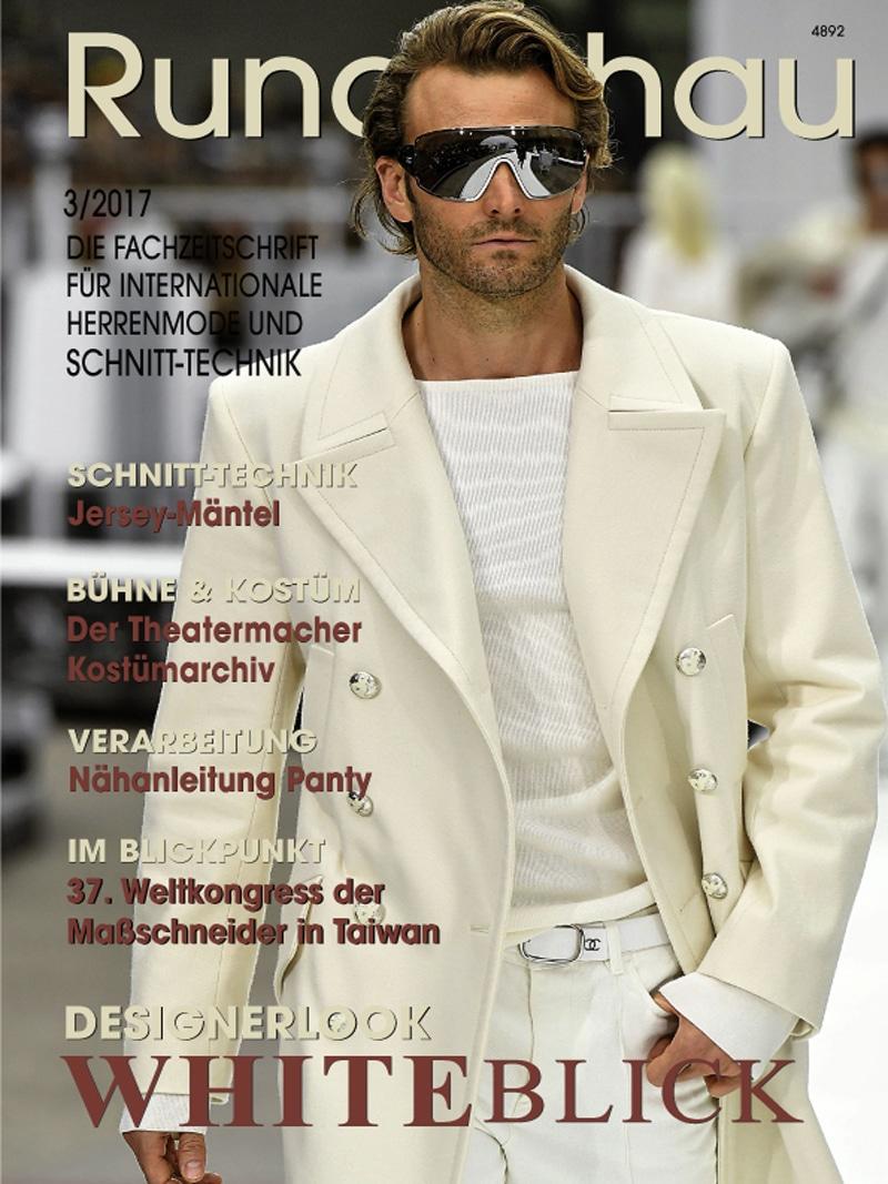 Produkt: Rundschau für Internationale Herrenmode 3/2017 Digital