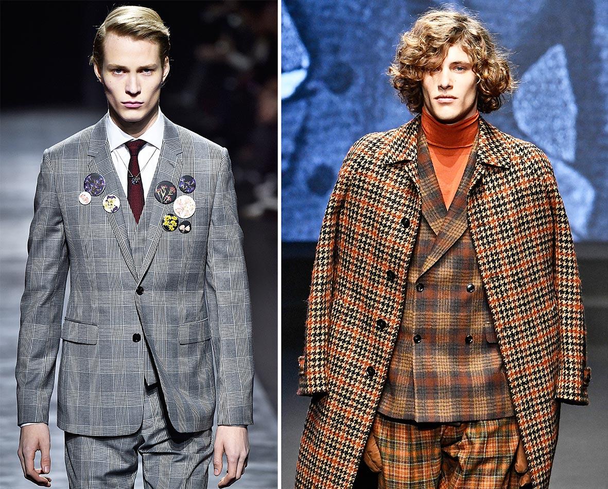 Runway Inspiration Dior und Daks
