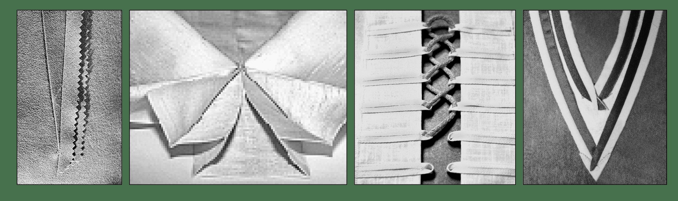 Textile Verarbeitung Fachwissen aus dem Atelier