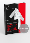 Produkt: PDF-Download: Schnittkonstruktionen für Jacken und Mäntel