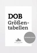 Produkt: PDF-Download: Download DOB Größentabelle Oberbekleidung