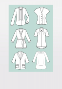 Produkt: Schnitt-Technik Blusen