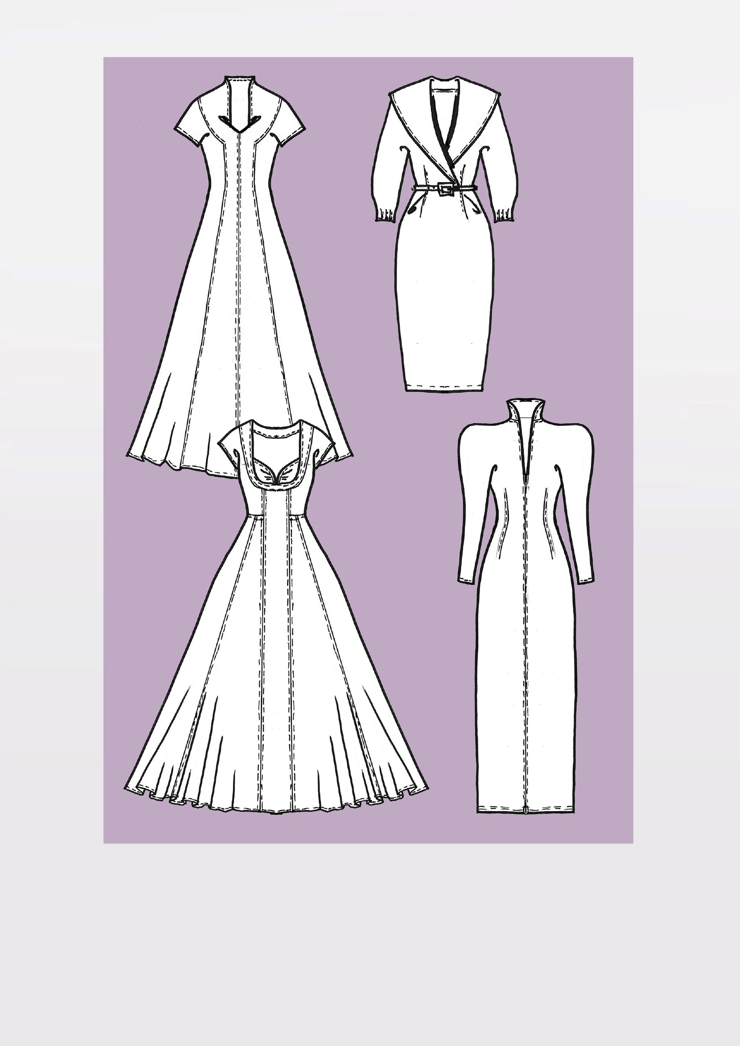 Produkt: Schnitt-Technik Brautkleider