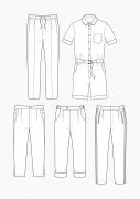Produkt: Download Schnitt-Technik HAKA Flexible Hosen