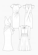 Produkt: PDF-Download: E-Dossier Abendkleider