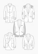 Produkt: PDF-Download: Schnitt-Technik Sakkos