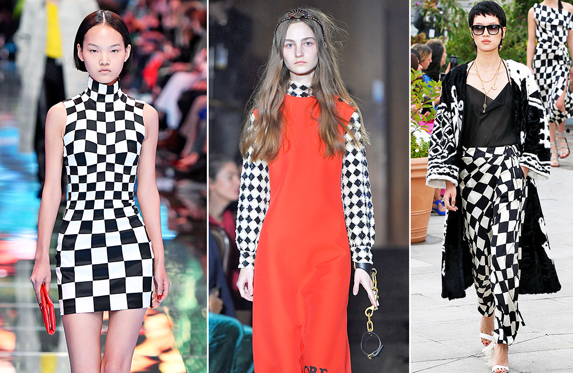 Trend Checkered