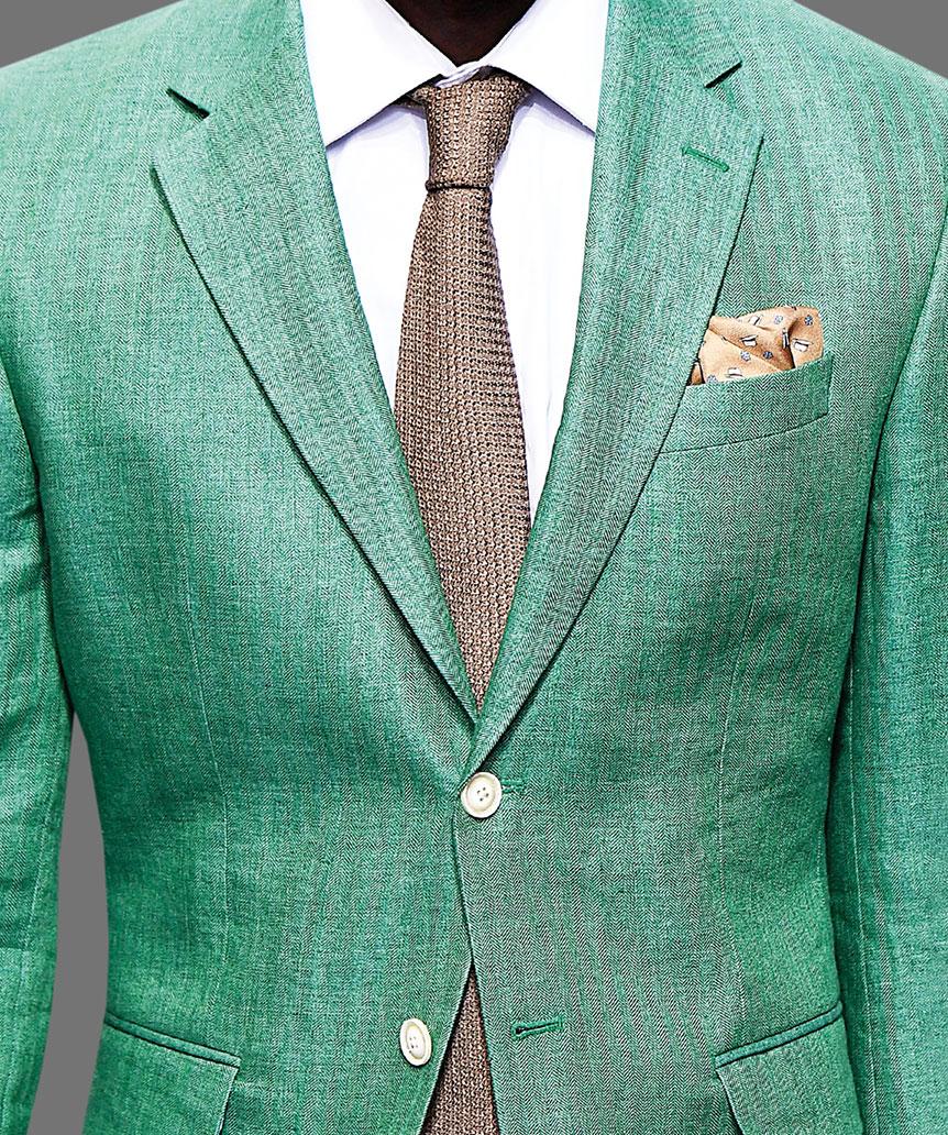 Krawatte von St James