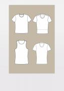 Produkt: Schnitt-Technik T-Shirt & Top