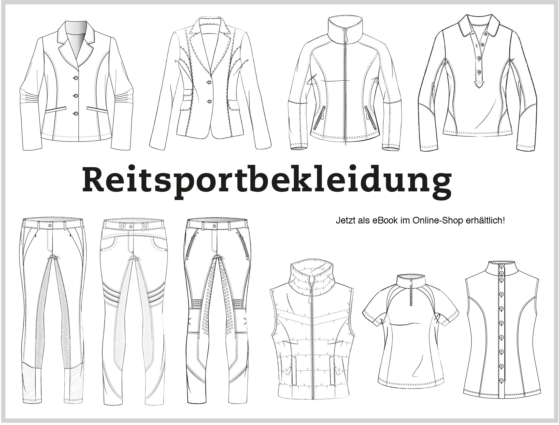 E-Dossier Schnitt-Technik für Reitbekleidung