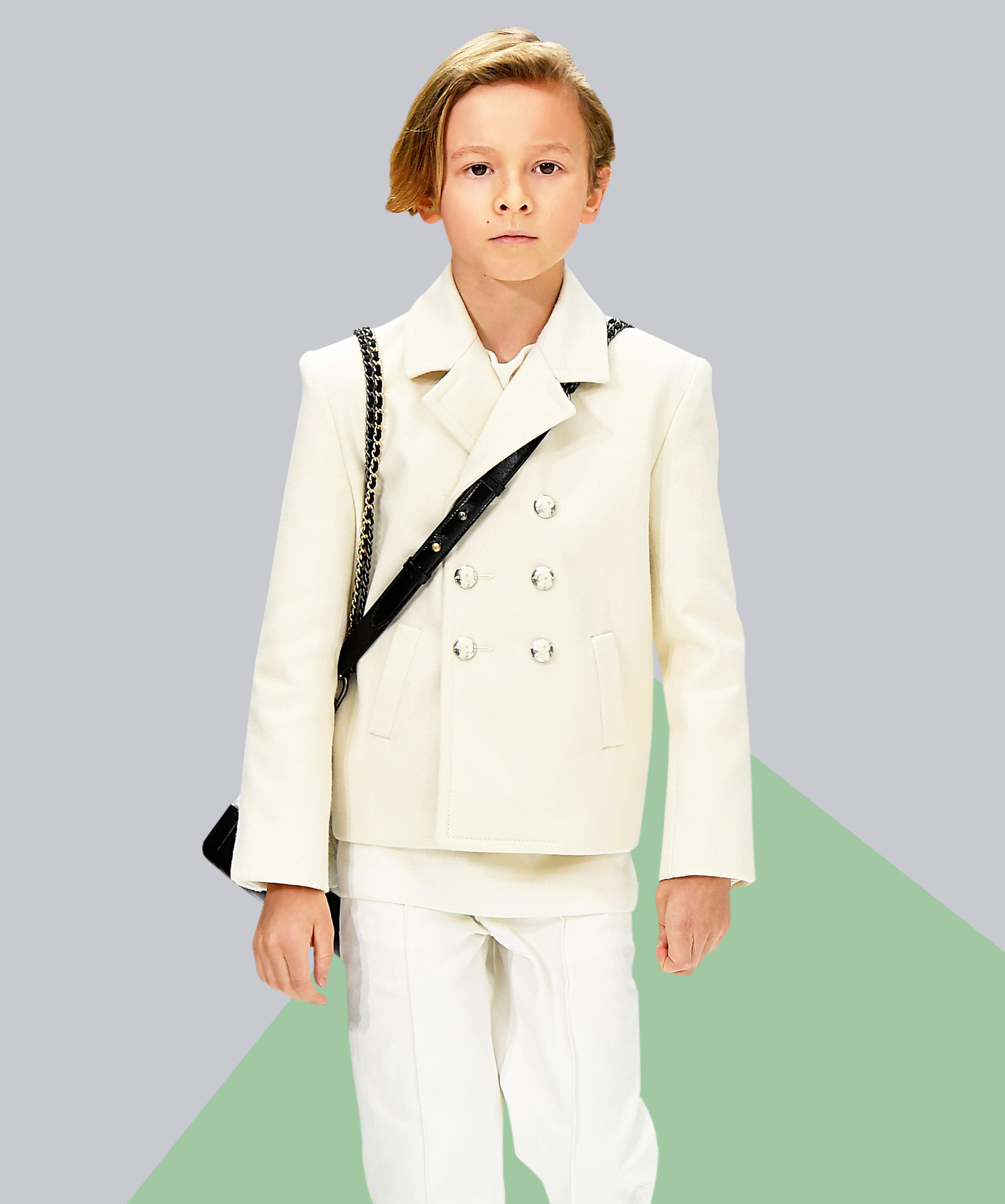 Jungenanzug von Chanel